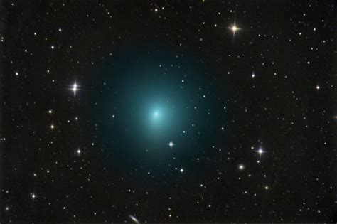 Green Comet Flyby On April 1st 2017 Pictures And Video