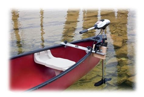 Canoes With Electric Motors by Canoe Motor Mount For Electric Trolling Motor Buy Canoe