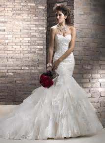 strapless mermaid wedding dresses strapless mermaid wedding dresses with necklaces ipunya