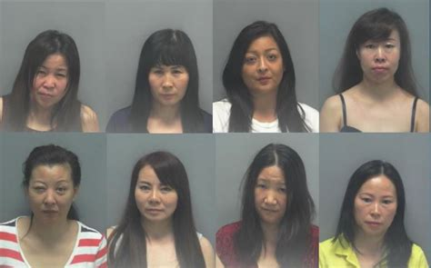 8 arrested in Lee County massage parlor prostitution bust ...