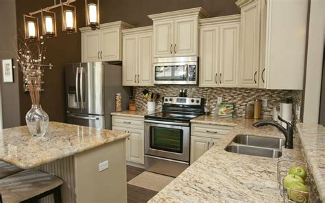 white cabinets granite countertops kitchen beautiful kitchen cabinets and granite countertops 1753