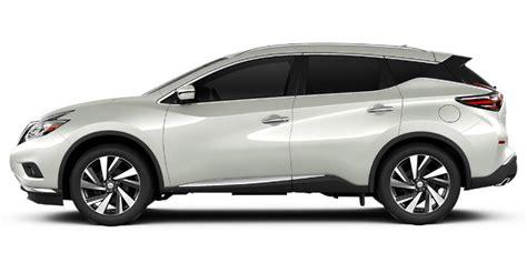 2017 nissan murano platinum white 2017 nissan murano exterior color options
