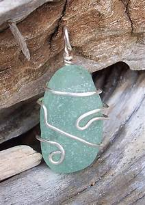Making, Sea, Glass, Jewelry, From, Your, Beach, Walk, Finds