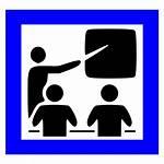 Classroom Icon Training Icons Newdesignfile Teacher Via