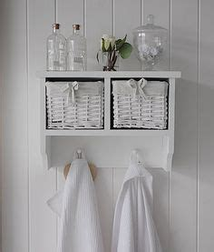 White Bathroom Wall Cabinet With Baskets by 1000 Ideas About New Style On New