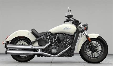 Indian Scout Sixty Launched