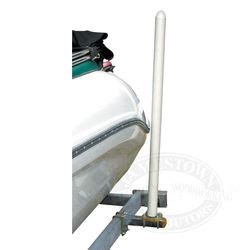 Pvc Boat Trailer by Boat Trailer Pvc Guides