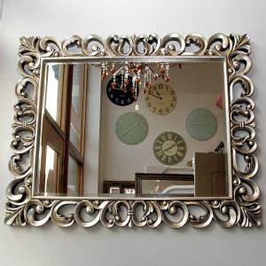Grosser Spiegel Mit Silberrahmen : antike spiegel ausgefallene dekoration f r das zimmer ~ Bigdaddyawards.com Haus und Dekorationen
