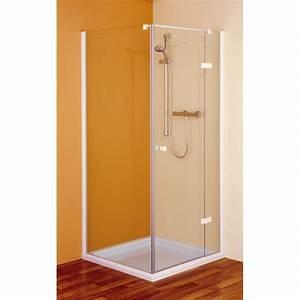 Cabine De Douche Angle : cabines de douche standard en angle porte pivotante ~ Dailycaller-alerts.com Idées de Décoration