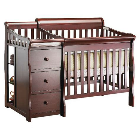 dark wood changing table new hardwood wood dark brown crib changing table drawers