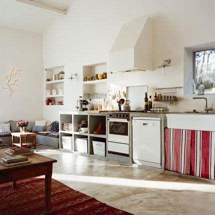 fabriquer sa cuisine en beton cellulaire cuisine and éviers on