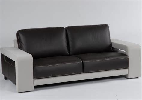 canape bicolore acheter votre canapé contemporain élégant et bicolore chez