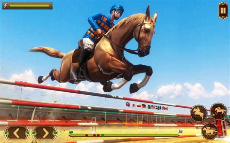 horse racing games race riding derby quest software android apk apkpure type screen
