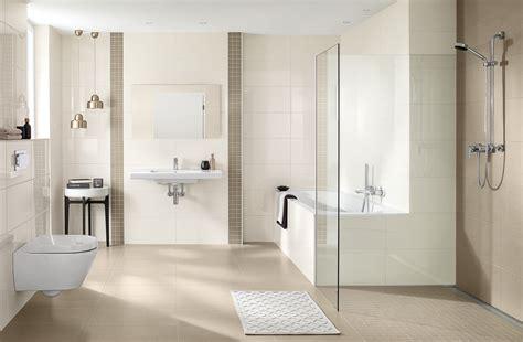 Badezimmer Fliesen Creme villeroy boch white tiles ideal bathrooms tiles