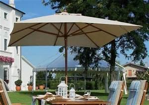 Sonnenschirm Aus Holz : holz sonnenschirm monte carlo 300x300 cm natur doppler ~ Frokenaadalensverden.com Haus und Dekorationen