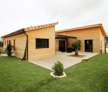 constructeur maison bois r 233 gion paca