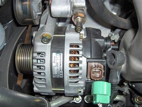 acura tl     mdx   battery  charging