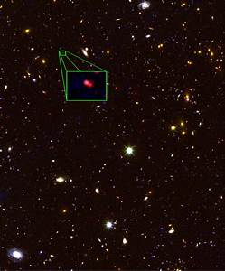 Astronomers Discover and Confirm Most Distant Known Galaxy