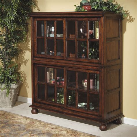 Small Glass Bookcase The Fantastic Beautiful Wooden