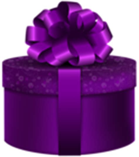 purple  gift png clip art image gallery