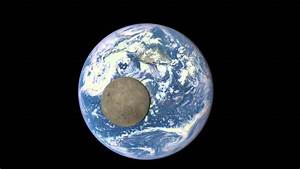 NASA Camera Captures Awesome Picture Of Far Side Of Moon Transiting Earth