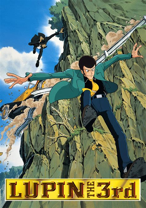 Lupin III Part I   TV fanart   fanart.tv