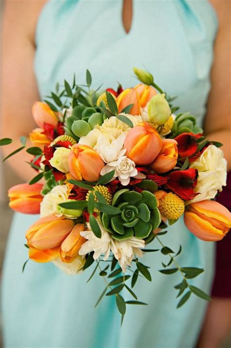 petal pick tulips   wedding bouquet mywedding