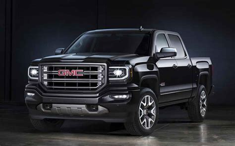 2018 Gmc Sierra Concept Redesign, Changes, Release Date