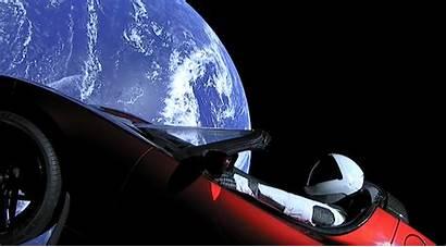 Tesla Elon Musk Space Roadster Spacex Falcon