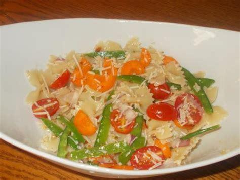 salade de p 226 tes aux l 233 gumes frais de manger avec mo recettes