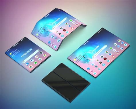 report samsung to follow up clamshell galaxy fold with new g and s style foldables mspoweruser
