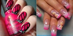 Photos nail designs for beginners tag art flower tip design