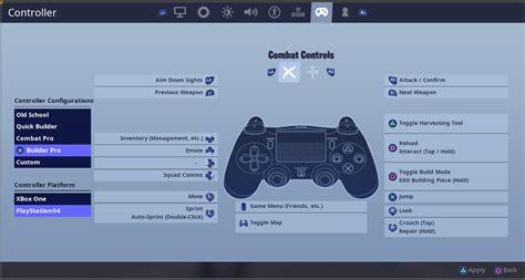 epic games  introduce custom controller bindings
