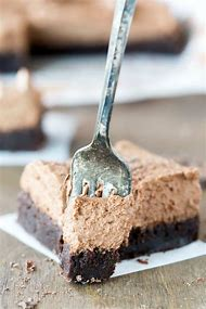 Brownie Chocolate Mousse Recipe