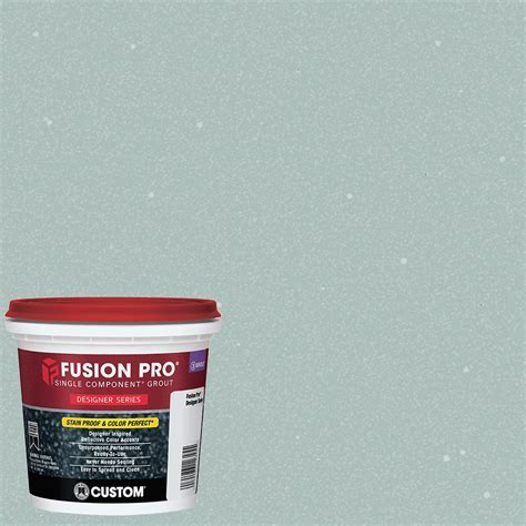 Custom Building Products Fusion Pro #553 Glitter 1 qt