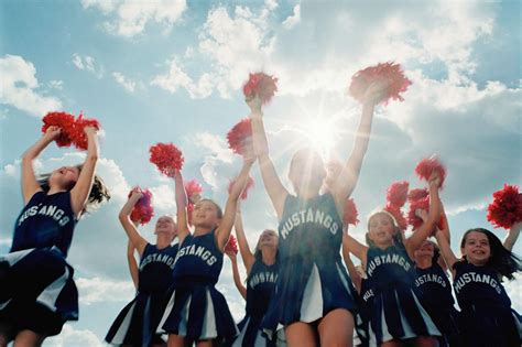 Cheerleader Cheers Chants And Yells