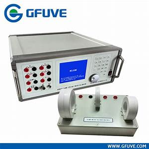 China High Precision Ac Clamp Meter Tester