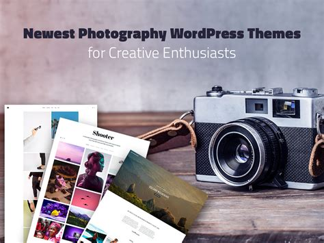 Photography Wordpress Themes For Creative Enthusiasts Wp