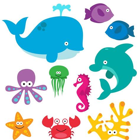 baby underwater animals clip art bing images patterns