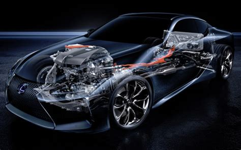 Lexus Lc Modification by Lexus Lc 500h 2016 Pictures Photos Information Of