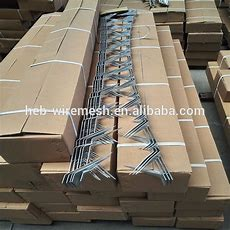 Hot Dipped Galvanized Anti Climb Wall Spikes For Fence  Buy Anti Climb Spikes,wall Spike,fence
