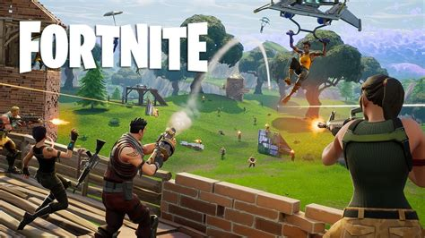fortnite battle royale  announce trailer  game