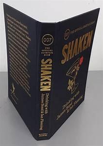 Shaken  A New Authorised James Bond Cocktail Book