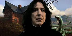 why harry potter changed snape 39 s made it