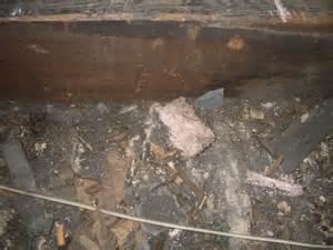 asbestos roof insulation