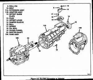 How To Install A Camaro T-5 - The 1947