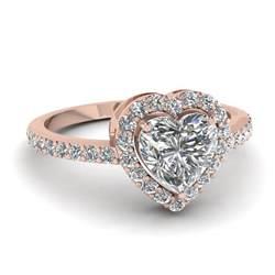 halo engagement ring halo ring fascinating diamonds