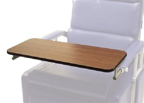 lumex tray table for drop arm recliner