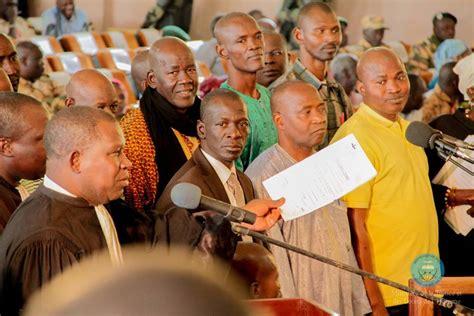 mali nouvelle suspension du proc 232 s du putschiste amadou haya sanogo