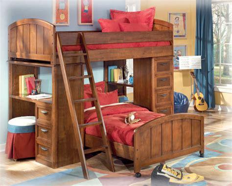 ashley beds  kids